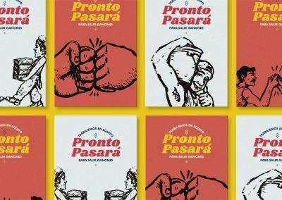 PRONTO PASARÁ / COVID-19