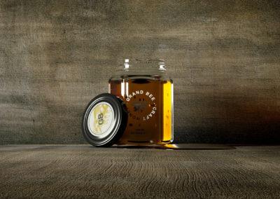 GRAND BEE HONEY