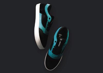IWD SKATE FOOTWEAR